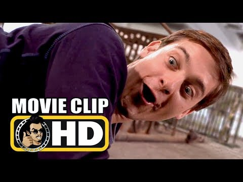 SPIDER-MAN (2002) 5 Klip Film + Trailer Klasik | Tobey Maguire Marvel Superhero HD