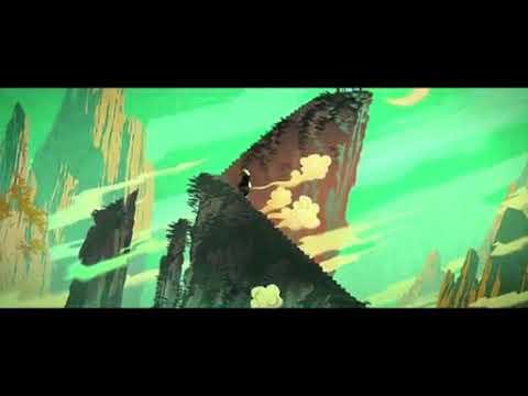Kung fu panda 3: Master Oogway vs kai
