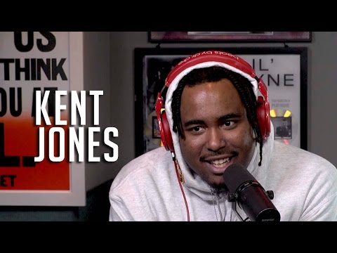 Kent Jones Freestyles on Real Late With Peter Rosenberg