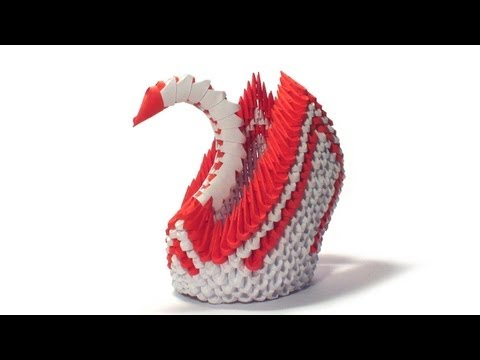 pin an origami 3d triangle fiery dragon instructions kade
