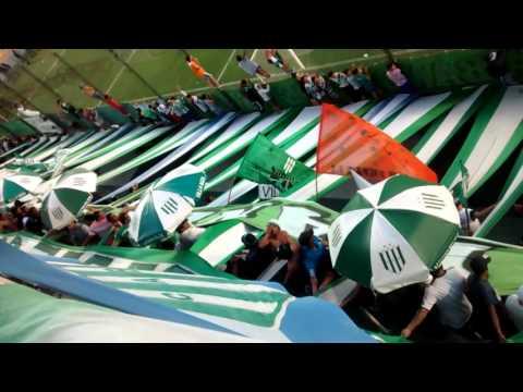 Soy de Banfield lo llevo en el corazon - Banfield vs Aldosivi - Liguilla Sudamericana - La Banda del Sur - Banfield
