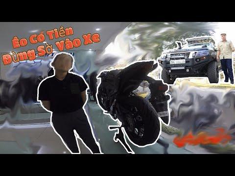 [Vlog27] Giả nghèo Mạc Quần Áo Bảo Vệ Đi Mua Motor PKL | Mình Rất Tiếc Phải huỷ Vlog này - Thời lượng: 5:00.
