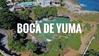 Boca De Yuma: Increíble Pueblo De Rd Lleno De Leyendas, Cuevas Y Playas Hermosas | WilliamRamosTV