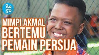 Download Video Mimpi Akmal Bertemu Pemain PERSIJA MP3 3GP MP4