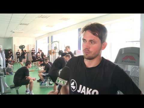 Константин Савенков - о переходе в