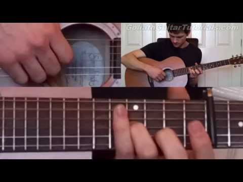 How To Play A Lion's Heart By The Tallest Man On Earth (guitar Lesson / Tutorial)