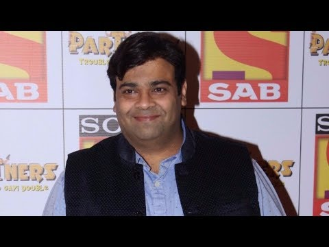 Kiku Sharda At The Red Carpet Of SAB TV New Show PARTNERS