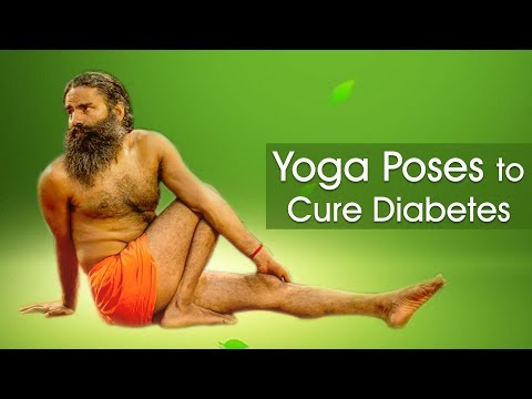 Yoga Poses to Cure Diabetes