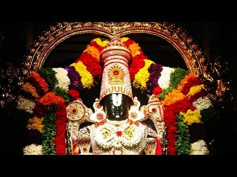 Video of Sri Venkateswara Suprabhatam