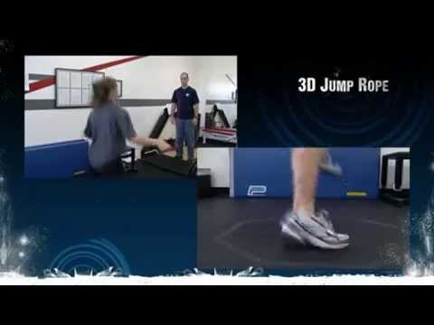Hockey Dryland Training – 3D Jump Rope
