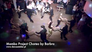 Mambo Project Choreo by Barbra   Pick&Roll Show