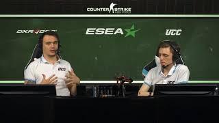 (RU) ESEA MDL Main S27 || Pride vs Nexus bo1 || by @Toll_tv & @Mr_Zais