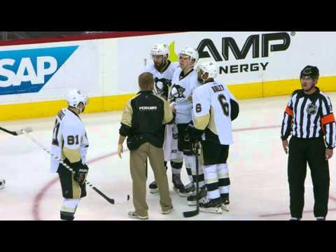Brooks Orpik apologizes to Olli Maatta for hit