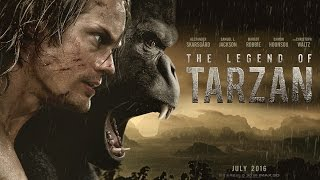The Legend of Tarzan  Official Teaser Trailer