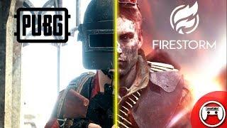 The Perfect Match - PUBG & Firestorm on Playstation & Xbox