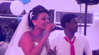 Yodit Debesay and Ruhus Gama Eritrean Wedding Song