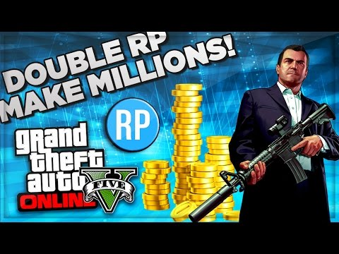 GTA 5 Online Double Money & RP! – New Missions Playlist Jobs Walkthrough – (GTA V Gameplay)