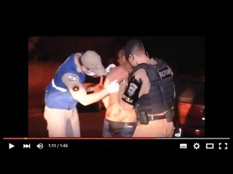 Quatro feridos a tiros e facadas após discussão em festa no Lar Paraná