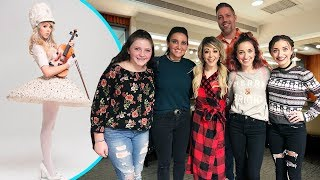 Hanging Out with Lindsey Stirling! | 12 Days of Vlogmas Day #3 by Brooklyn and Bailey