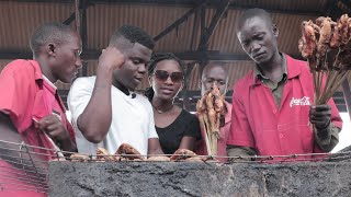 Street Food In Uganda