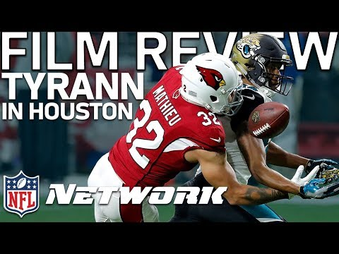 What Tyrann Mathieu will Bring to Houston | Film Review | NFL Network (видео)