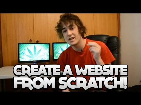 How To Create A Website From Scratch In Under 10 Minutes!