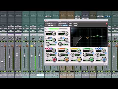 EQ In Action (And How To Make Guitars Pop) – TheRecordingRevolution.com