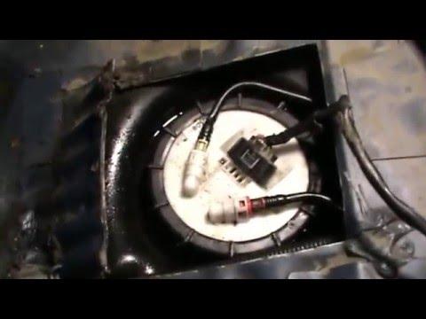 Замена топливного насоса на форд фокус снимок