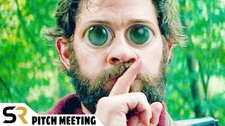 A Quiet Place Pitch Meeting by Screen Rant