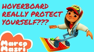 Does Hoverboard REALLY protect yourself? | Subway Surfers