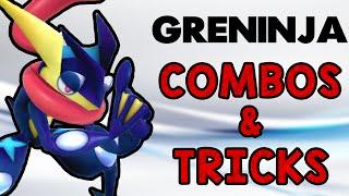 Greninja Combos & Tricks! – My Smash Corner