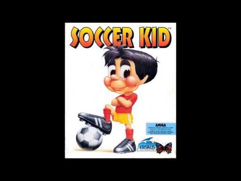Soccer Kid Amiga