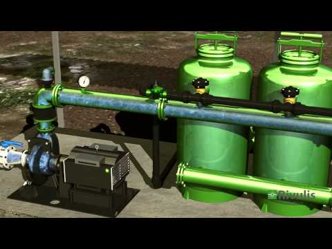 System Animation: Sub-Surface Drip Irrigation (SDI)