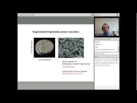 Breakthroughs in Cancer Immunotherapy Webinar: Dr. Glenn Dranoff, Immunotherapy for Lung Cancer