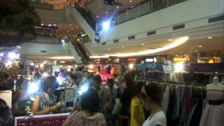 Mall Bangkapi, Bang Kapi, Bangkok, Thailand, Fashion Week August 2011