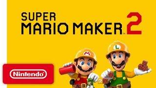 Nonton Super Mario Maker 2   Announcement Trailer   Nintendo Switch Film Subtitle Indonesia Streaming Movie Download