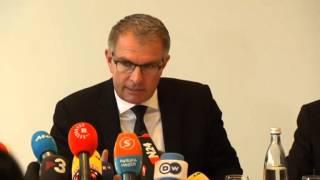 Lufthansa-Chef Sagt: Der Co-Pilot Hatte Seine Piloten-Ausbildung Unterbrochen