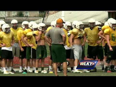 DEJARLAIS: St. X paying the price to be the best (видео)