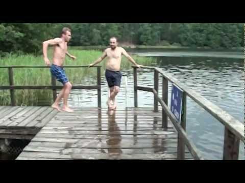 史上最漂亮的跳水…
