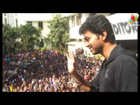 Kaththi protest is politically motivated to put an end to Vijays desire | Release