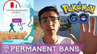 NIANTIC IS ISSUING PERMANENT BANS IN POKÉMON GO by Trainer Tips