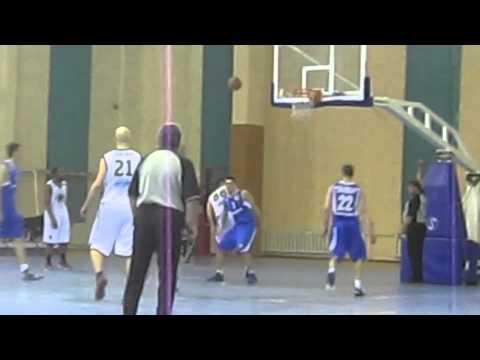 Обзор матча 'Барсы' (Атырау) - 'Каспий' (Актау) - 74:69