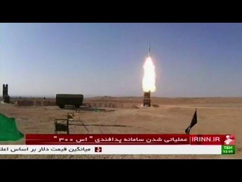 Ιράν: «Λειτουργικοί» οι ρωσικοί πύραυλοι S-300
