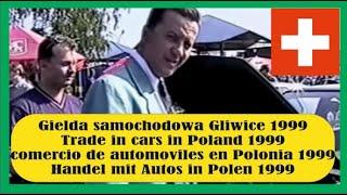Giełda samochodowa Gliwice 1999r.