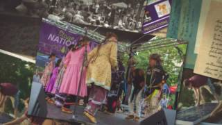 2016 Stage of Nations Blue Rain ECOFest