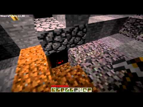 preview-Let\'s Play Minecraft Beta! - 018 - Some cave spelunking, then back to the Mineshaft (ctye85)