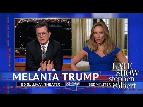 Melania Trump Responds To Omarosa's Book