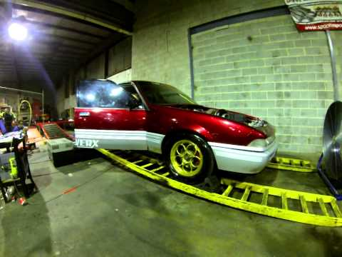 Turbowerx 1142 rwhp