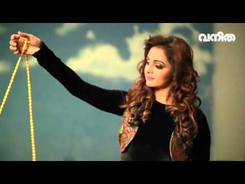 Manju Warrier Vanitha Cover Shoot HD 4K