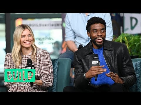 """Chadwick Boseman, The Cast & Director Of """"21 Bridges"""" Talk About The Action Movie"""